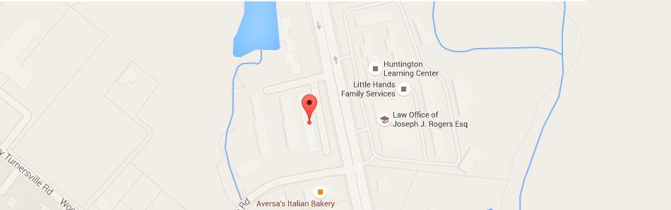 Google Map Marlton NJ Carlyn Phucas DDS