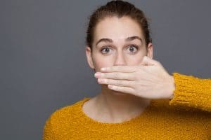 Bad Breath and Halitosis by Carlyn Phucas Orthodontics in Marlton and Turnersville NJ