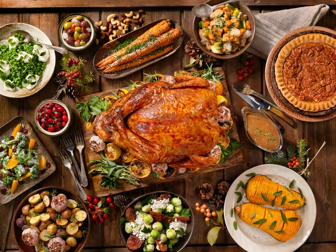 Carlyn Phucas Orthodontics offers helpful tips for Thanksgiving Dinner with Braces in Marlton and Turnersville NJ