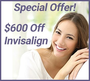$600 off Invisalign Treatment at Carlyn Phucas Orthodontics in Marlton and Turnersville NJ